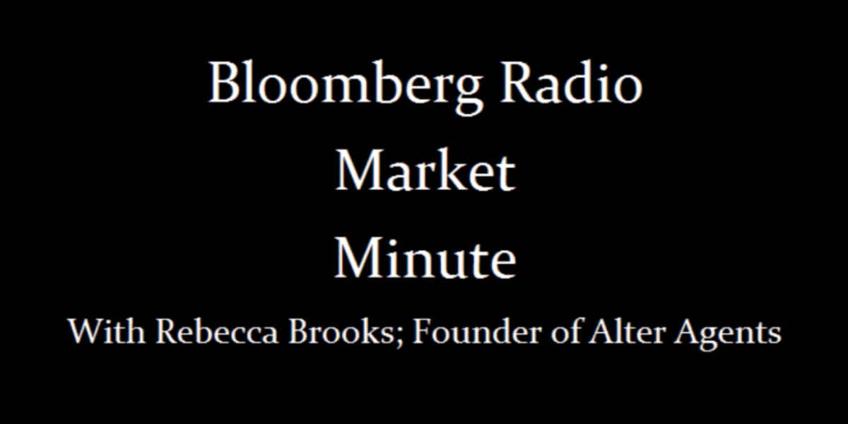 Bloomberg Market Minute