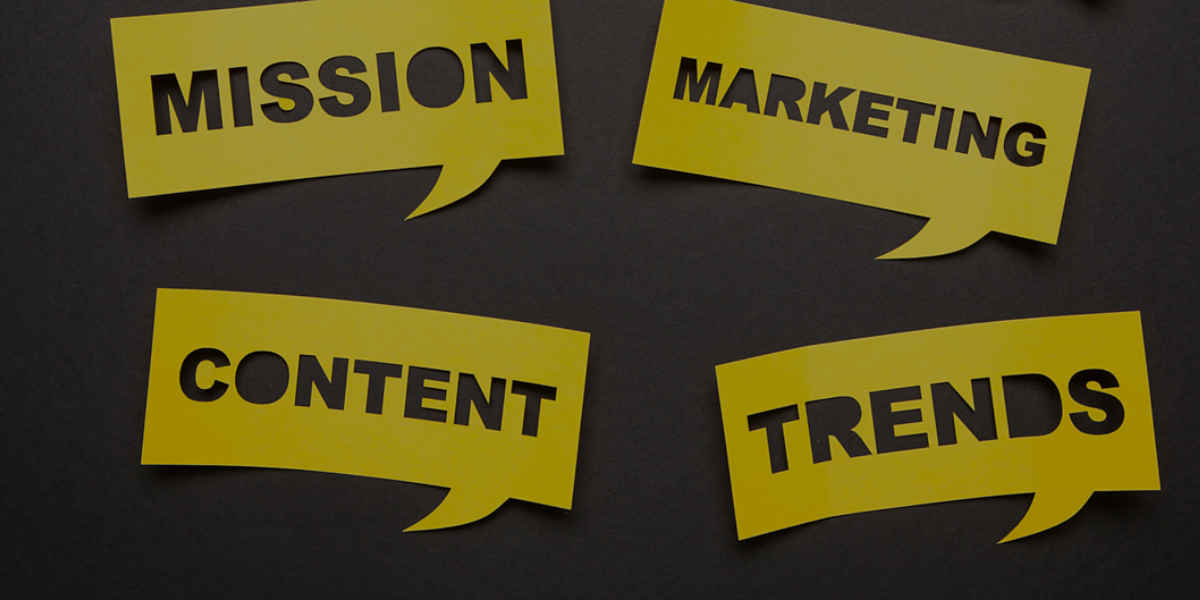 Mission Marketing Content and Trends