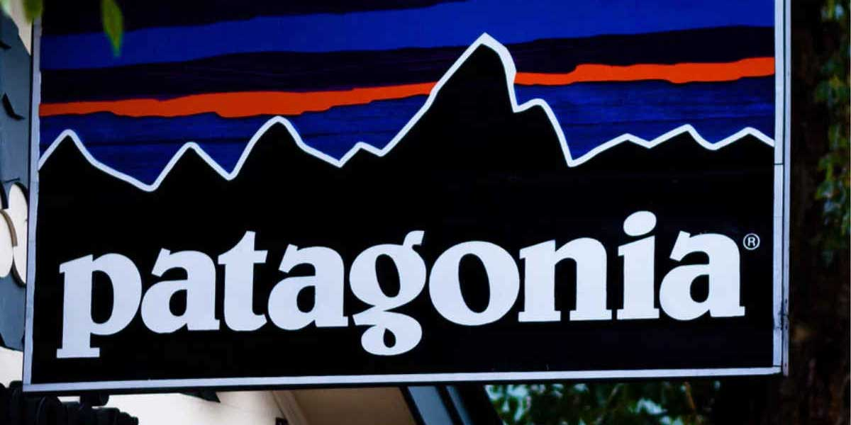 Patagonia Branded Sign