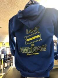 Last American BlockBuster Sweatshirt
