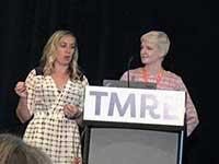 Speaker at TMRE Event