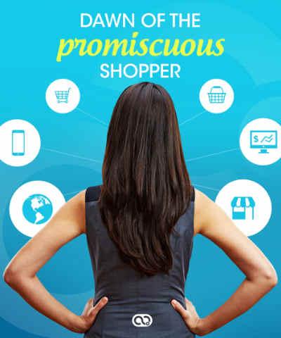 Dawn of the Promiscuous Shopper eBook Cover