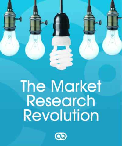 The Market Research Revolution eBook Cover