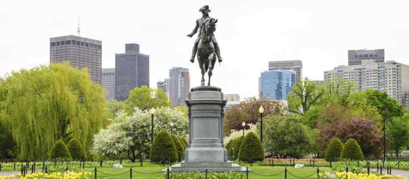 Beantown Statue