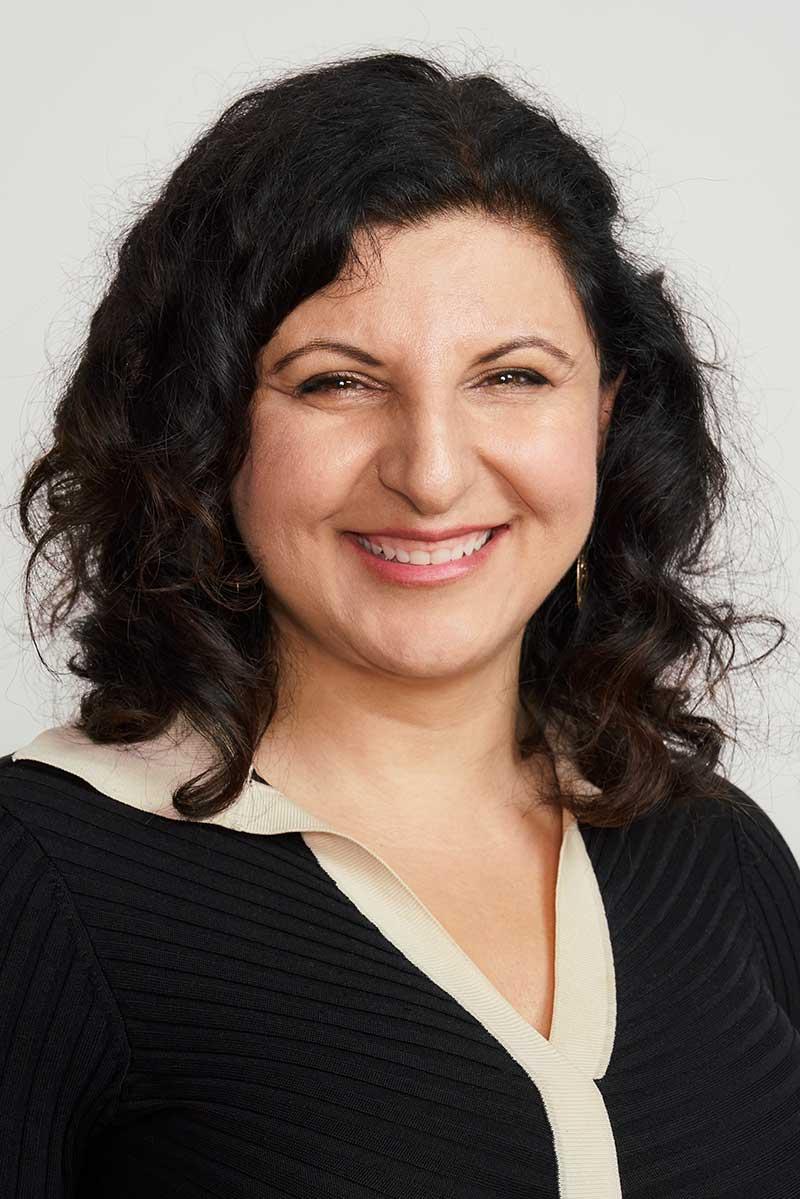 Miriam Bishay - Director