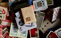 Mix of Playing Cards