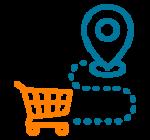 Shopper Journey Icon