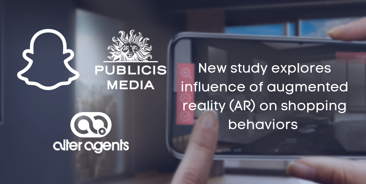 New study explores influence of augmented reality (AR) on shopping behaviors